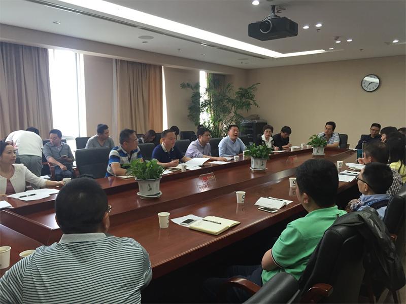 市建委召开全市建筑业招投标管理工作联席会议